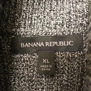 Banana Republic Sweaters - Banana Republic Cowl Neck Tunic Sweater